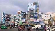 Giá thuê mặt bằng nhà phố tại Sài Gòn leo thang