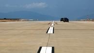 Đường băng số 2 sân bay Cam Ranh sắp đưa vào hoạt động