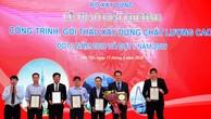 """Sheraton Grand Đà Nẵng Resort đạt Huy chương vàng """"Công trình xây dựng chất lượng cao"""" năm 2018"""