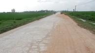 """Dự án BT """"ồn ào"""" ở Thanh hóa: 5,2 km đường đổi 29 ha đất"""