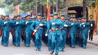 Tâm Việt trúng nhiều gói thầu cung cấp trang phục dân quân