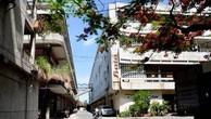 Khu đất số 419 Lê Hồng Phong hiện cho Công ty cổ phần Giày Sài Gòn thuê