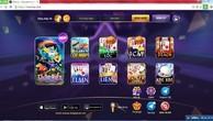 Trang web manvip.club các đối tượng dùng để tổ chức đánh bạc đã bị cơ quan điều tra đánh sập.
