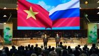 """Thủ tướng Việt Nam và Nga dự lễ khai mạc """"Năm chéo"""""""