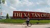 Ngày 14/6/2019, đấu giá quyền sử dụng đất tại thị xã Tân Châu, tỉnh An Giang