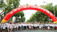 """Gần 2.300 người đã tham gia giảy chạy """"Cộng đồng chạy vì tương lai - SeABank Run For The Future 2019"""""""
