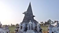 Lai Châu đấu thầu hạn chế để chọn nhà thầu sửa chữa tượng đài Bác Hồ