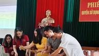 """Nghệ An: Đấu giá đất bằng bỏ phiếu kín, """"cò"""" hết đường làm ăn"""