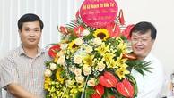 Lãnh đạo Bộ KH&ĐT chúc mừng Báo Đấu thầu nhân ngày Báo chí cách mạng Việt Nam