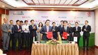 Vietcombank và JBIC ký Hợp đồng tín dụng 200 triệu USD hỗ trợ Dự án năng lượng tái tạo