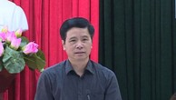 Ông Hoàng Mạnh Phú – Bí thư Huyện ủy, Chủ tịch HĐND huyện Phúc Thọ