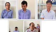 5 cựu cán bộ phòng TNMT của Trà Vinh vừa bị bắt tạm giam