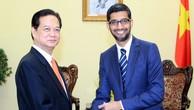 Thủ tướng đề nghị Google phối hợp bảo vệ an ninh quốc gia