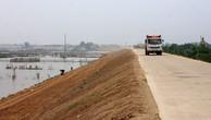 Nâng cấp Hệ thống đê sông tại Hưng Yên: Nhiều sai phạm trong đấu thầu
