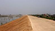 Nâng cấp Hệ thống đê sông tại Hưng Yên: Những sai sót tiền tỷ