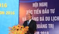 """Thủ tướng Nguyễn Xuân Phúc: """"Quảng Trị cần tạo môi trường thông thoáng để thu hút đầu tư"""""""