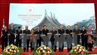 Khai mạc Hội nghị Hội đồng Cộng đồng Văn hóa-Xã hội ASEAN 15