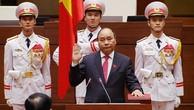 Thủ tướng tuyên thệ trong lễ nhậm chức