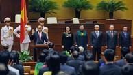 Thủ tướng Nguyễn Xuân Phúc tái đắc cử với số phiếu tán thành cao