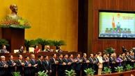 Công bố kết quả phê chuẩn 26 thành viên Chính phủ