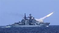 Trung Quốc tập trận ở biển Nhật Bản