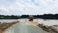 Vụ cầu vừa thông xe kỹ thuật đã sập ở Cà Mau: Nhà thầu lặn mất tăm (Kỳ 2)