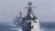 Nga - Trung tập trận chung ở Biển Đông vào ngày mai