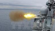 Trung Quốc công bố tập trận 8 ngày cùng Nga trên Biển Đông