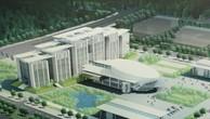 Trụ sở Tỉnh ủy Quảng Bình dự kiến hoàn thành trong quý I/2017