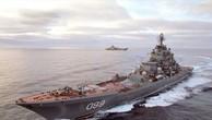 Peter Đại đế - Tuần dương hạm mạnh nhất của hải quân Nga