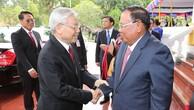 Tăng cường kết nối hai nền kinh tế Việt – Lào