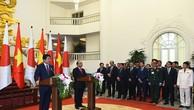 Phát triển toàn diện quan hệ đối tác chiến lược Việt - Nhật