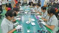 Điện thoại các loại và linh kiện dẫn đầu 10 nhóm hàng xuất khẩu lớn nhất
