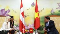 Đan Mạch sẽ hỗ trợ Việt Nam phát triển bền vững