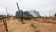 Quảng Bình chỉ đạo không để xảy ra tình trạng đầu cơ tăng giá cát xây dựng