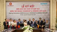 Vingroup và Siemens hợp tác về công nghệ