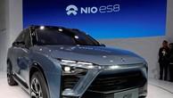 Nio ra mắt mẫu xe ô tô điện cạnh tranh với Tesla