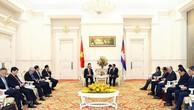 Đưa quan hệ hợp tác Việt Nam - Campuchia đi vào chiều sâu