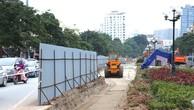 Dự án Xén dải phân cách mở rộng mặt đường tại Hà Nội: Dấu hỏi về hủy thầu