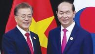 Chương mới trong quan hệ hợp tác Việt Nam - Hàn Quốc