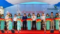 VCB khánh thành đường nông thôn mới tại Hưng Yên