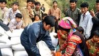 Mở gói thầu trợ giúp người yếu thế ở Hòa Bình