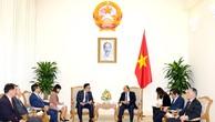 Thủ tướng đề nghị Samsung mở rộng đầu tư tại Việt Nam