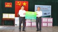 Vietcombank và nghĩa cử với Trường Sa