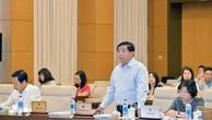 Cho ý kiến sửa đổi, bổ sung một số quy định về quy hoạch