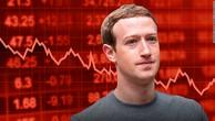 Cổ phiếu Facebook lao dốc, Mark Zuckerberg mất gần 17 tỷ USD