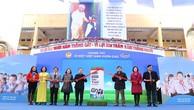 Hà Nội chính thức triển khai Chương trình Sữa học đường