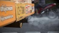 Bangkok nằm trong top 10 thành phố ô nhiễm nhất thế giới, ngang ngửa nhiều thành phố của Trung Quốc.