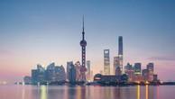 Thành phố Thượng Hải, trung tâm tài chính hàng đầu của Trung Quốc.