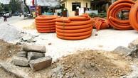 Công ty CP Tư vấn xây dựng hạ tầng H&T Hà Nội bị cấm tham gia đấu thầu vì làm giả hợp đồng tương tự khi tham dự thầu tại một dự án hoàn thiện hạ tầng cáp quang. Ảnh: Tiên Giang